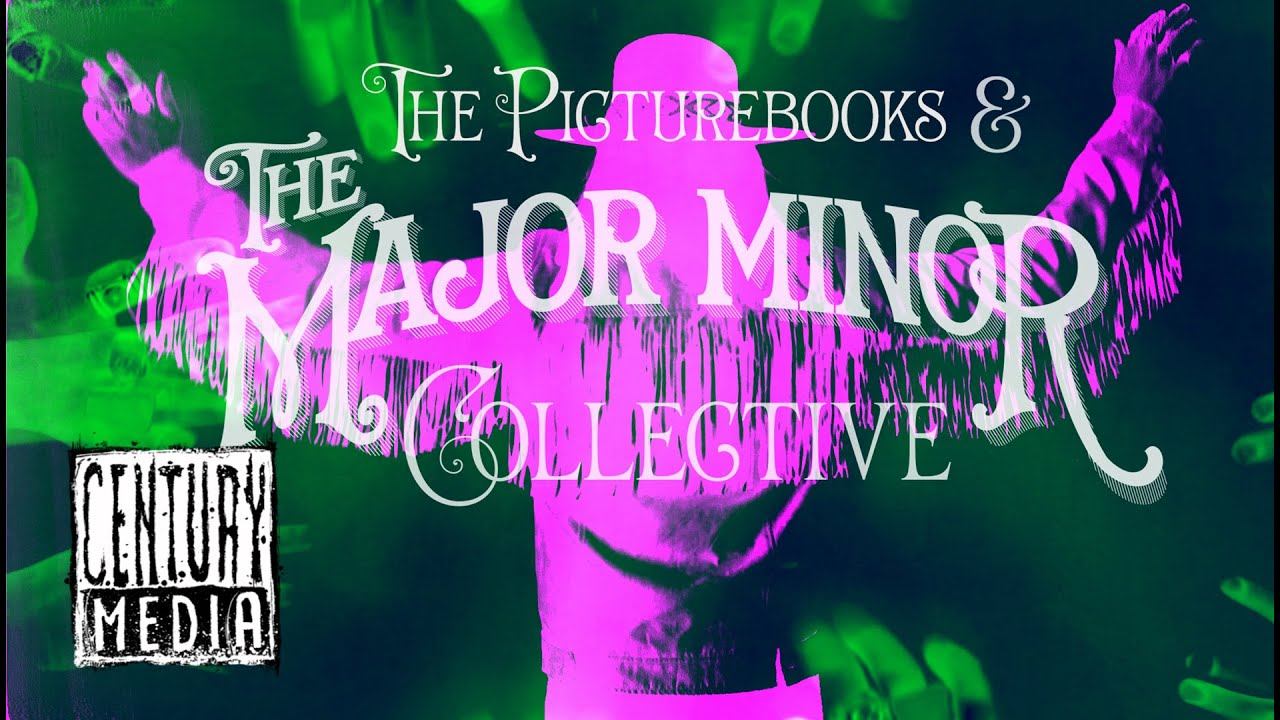 Download THE PICTUREBOOKS - Here's To Magic feat. Dennis Lyxzen [Refused] (OFFICIAL VIDEO)