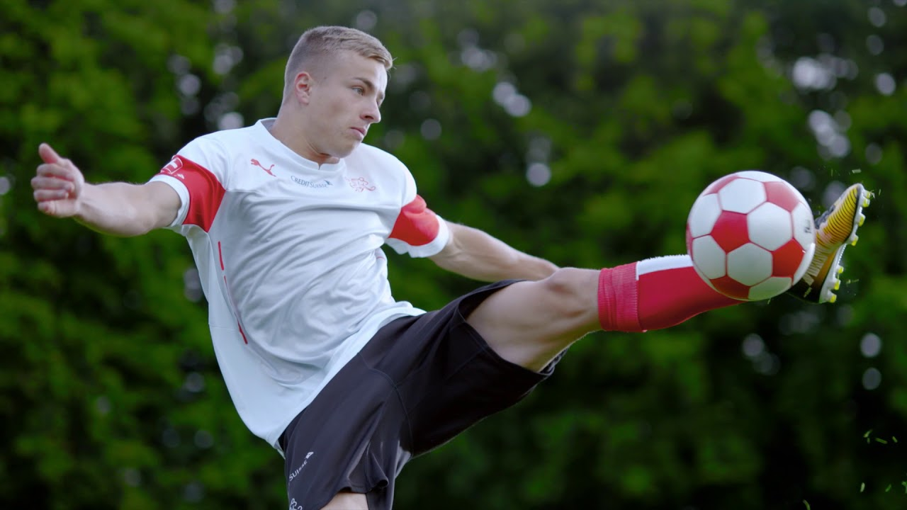 Schweizer Fussball Nachwuchs Petar Pusic S01e02