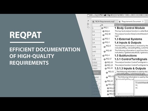 ReqPat: Efficient documentation of high-quality requirements using controlled natural language