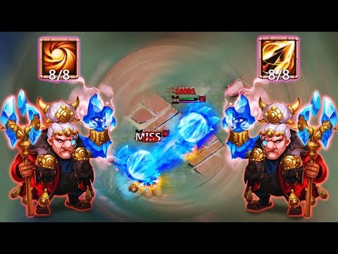 Ma Hatma | VS | Ma Hatma | COOL FIGHTS | CASTLE CLASH