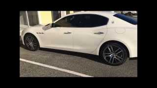 My 2015 Maserati Ghibli Cons/Dislikes(BMW Comparison)