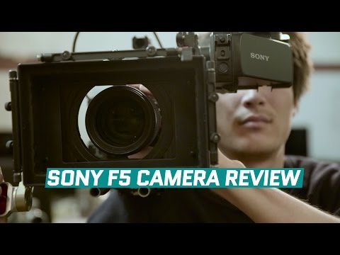Sony F5 Camera Review & Overview