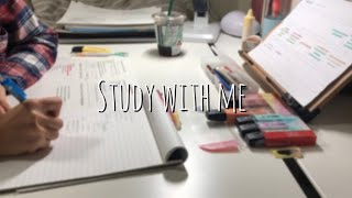 [Study with me] ✍🏻같이 공부해요! (No talking/No music/Just STUDYING)