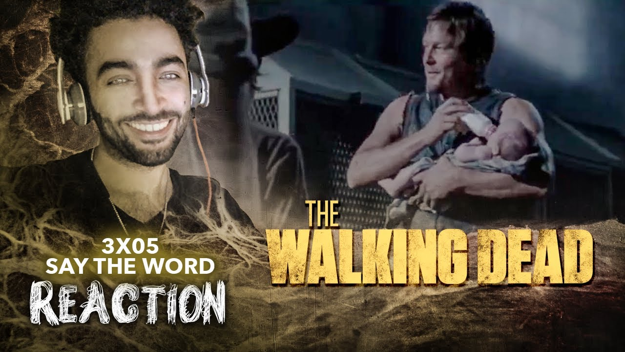 Download The Walking Dead 3x05 Say The Word REACTION