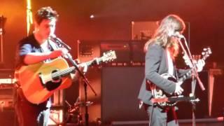 Mumford & Sons- Awake My Soul -LIVE @ Genting Arena  Birmingham