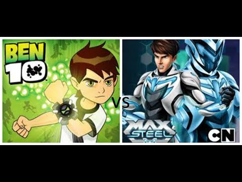 d68d7b71ae Ben 10 vs Max steel - YouTube