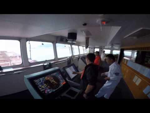 Gibraltar VLCC Pilot anchoring EuropaPoint