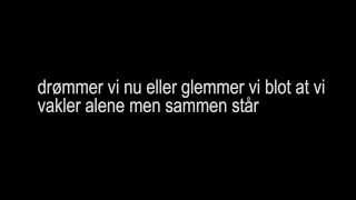 """Mads Langer -  I en Stjerneregn af sne - Lyrics - (""""Tvillingerne og Julemanden """") - HD"""