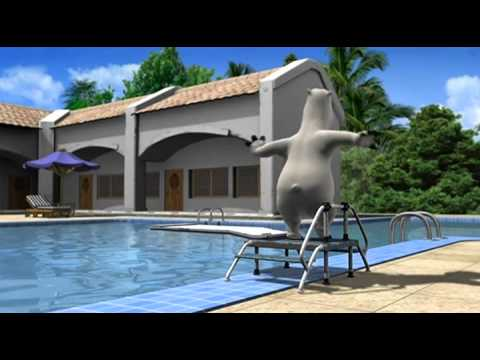 Bernard Bear Episode 7/52 - Diving Board.mkv