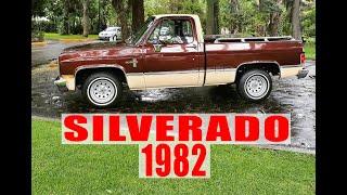 Chevrolet Silverado 1982