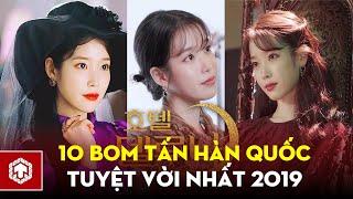 Top 10 Phim Hàn Quốc Bom Tấn Nhất Năm 2019 | Ten Asia