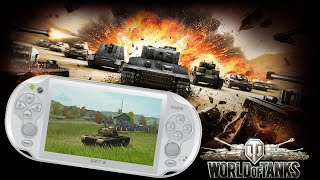WORLD of TANKS BLITZ на EXEQ SET 2