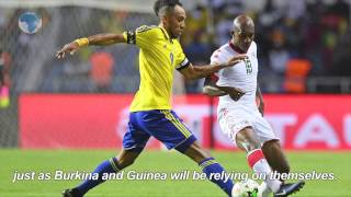 AFCON 2017: Gabon draw with Burkina Faso