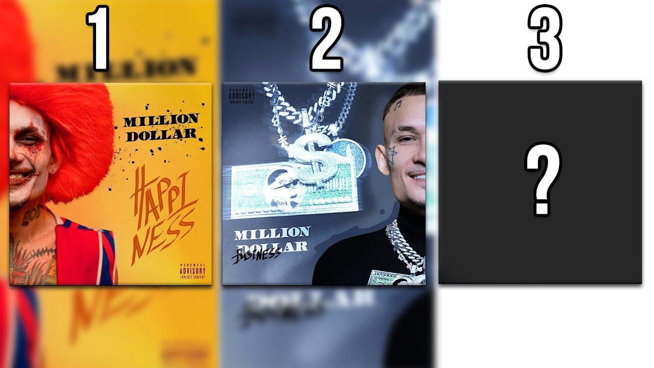 Моргенштерн проговорился... Третий альбом MILLION DOLLAR уже в сети?
