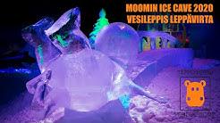 Muumi jääluola 2020, Vesileppis Leppävirta