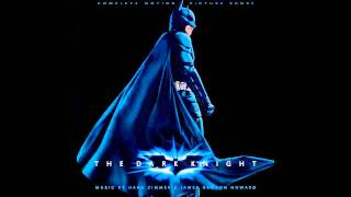 2-13 Sonar System (The Dark Knight Complete Score No SFX) Full Track [Scoring Sessions] Hans Zimmer