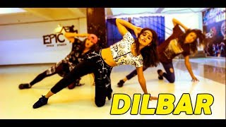 Dilbar ( Full Video ) | Satyameva Jayate | Dance Choreography @Ajeeshkrishna