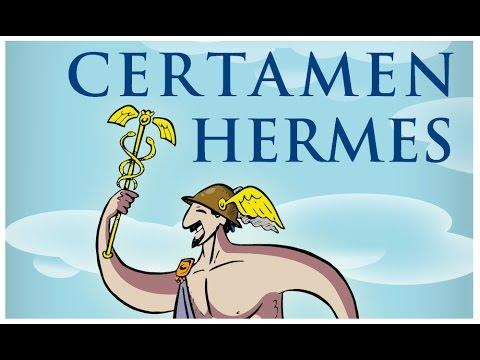 Certamen Hermes nuntium