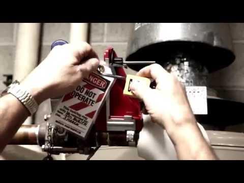 How to Install a Brady Perma Mount™ Ball Valve LOTO Device