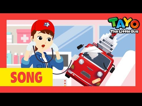 Miss Polly had a dolly and more (1 HOUR) l Nursery Rhymes l Tayo the Little Bus