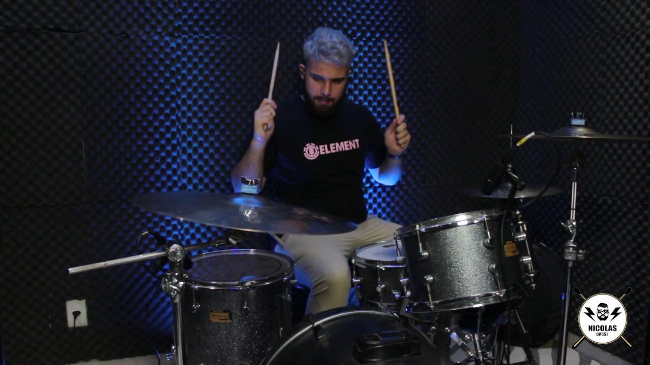 Quero Conhecer Jesus - Alessandro Vilas Boas - Drum Cover