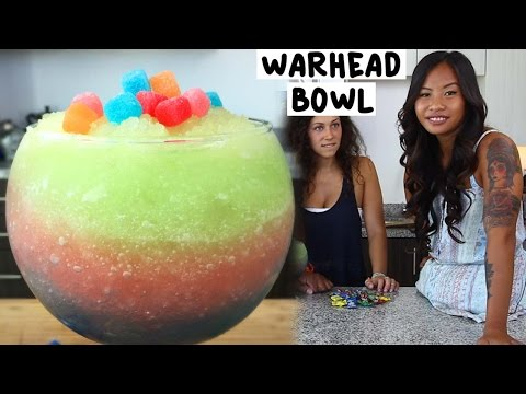 Thumbnail: Surprise Warheads Candy Bowl - Tipsy Bartender