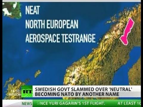 Sweden slammed for jets over Libya as 'neutral' becomes 'NATO'