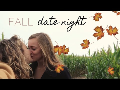 FALL DATE NIGHT ROUTINE (PUMPKIN PATCH/CORN MAZE)