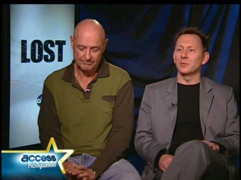 Terry O'quinn and Michael Emerson about the end of the  and FlockeLocke
