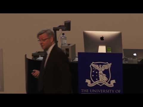 Professor Edward Hinds - The quantum revolution in science and technology