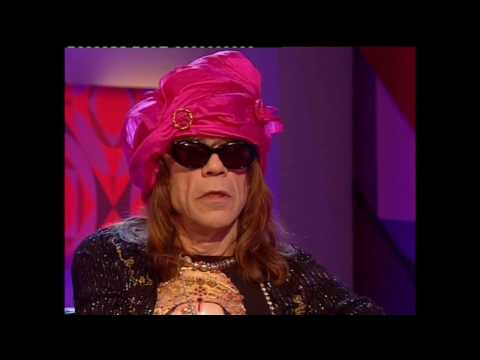New York Dolls 2009  with Jonathan Ross