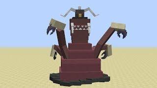 Minecraft Mod Dehşet Yaratıklar - Wildycraft