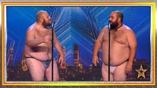 ¿Unos monjes bailando reggaetón desnudos? ¡Aquí es posible! | Audiciones 4 | Got Talent España 2019