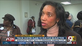 Tracie Hunter wants to run for judge again