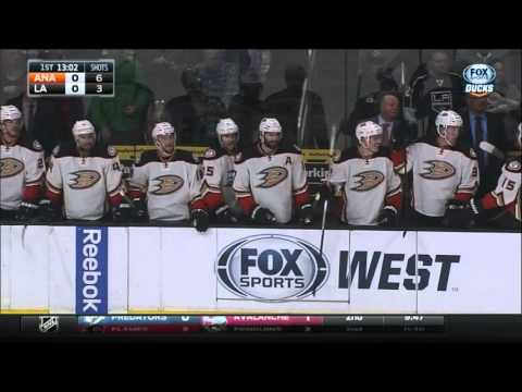 Gotta See It: Perry sparks line brawl between Ducks and Kings