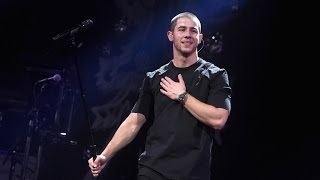 Nick Jonas Opens Up About Kinks and Kate Hudson on 'WWHL'
