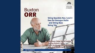 String Trio: II. Andante Resoluto