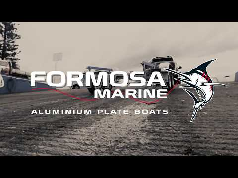 Formosa Marine aluminium plate boats - the Territory