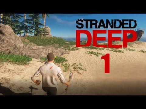 Прохождение Stranded Deep Сезон 2 #1 Острова Невезения