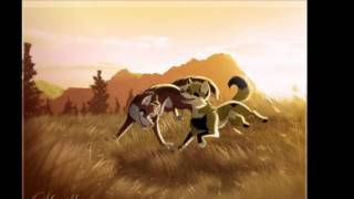 Anime Wolves - Superhero