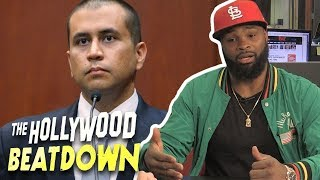 Tyron Woodley Wants To Punch George Zimmerman | The Hollywood Beatdown