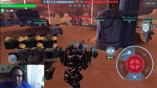 War Robots ТИЗЕР обзор на 5.3 от Bratycha