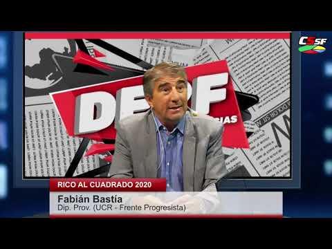 Fabián Bastía: Nosotros dejamos a la EPE sin deudas con CAMMESA