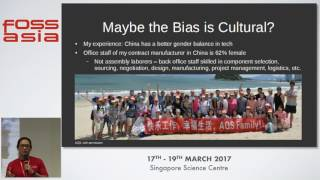 Let's Make Technology more Inclusive - Bunnie Huang - FOSSASIA Summit 2017