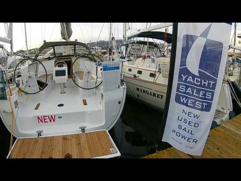 "2017 Bavaria 37 Cruiser - 2-cabin ""5-Minute Walkthrough"""
