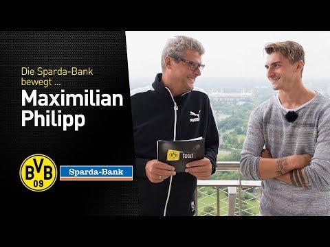 """Die Sparda-Bank bewegt..."" mit Maximilian Philipp"