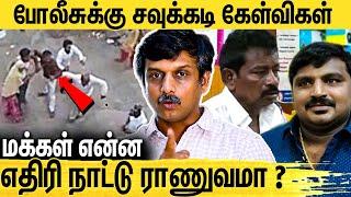 Thirumurugan Gandhi Latest Interview | Kovilpatti Issue