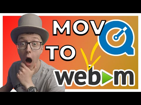 3 Ways To Convert YOUR Alerts From MOV to WEBM!
