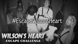 Wilson's Heart Escape Room Challenge