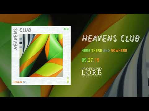 HEAVEN'S CLUB - Godiva (official audio)